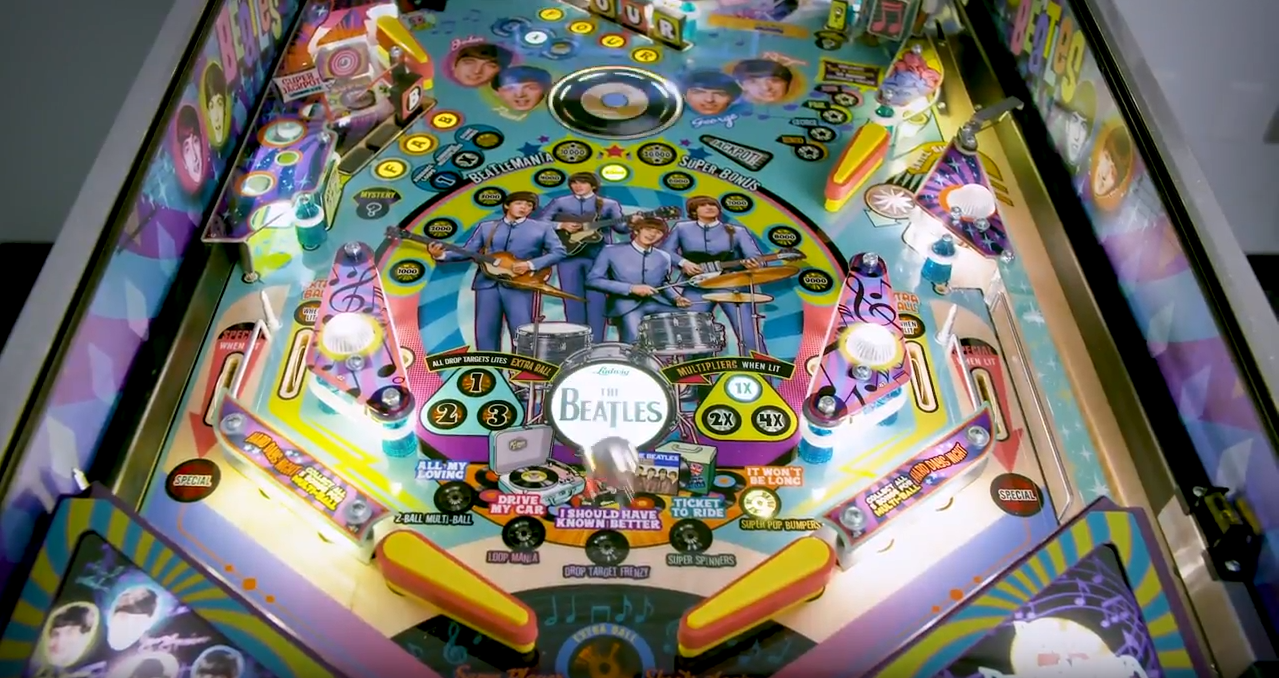 The Beatles Are Coming - This Week in Pinball